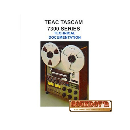 DOCUMENTATION TECHNIQUE TEAC 7300