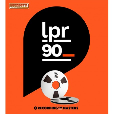 BANDE MAGNETIQUE RecordingTheMasters LPR90 1100-26-M