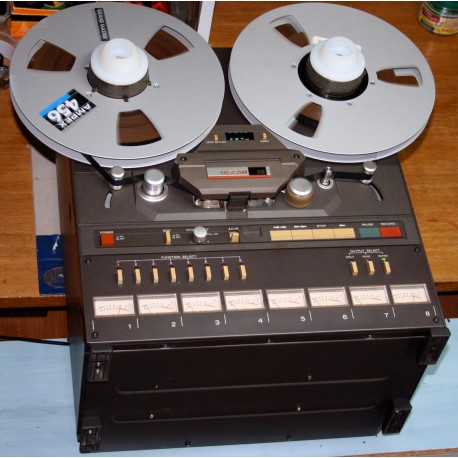 TASCAM 38 MULTITRACK TAPE RECORDER