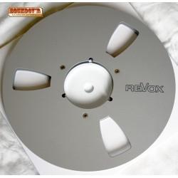 """BOBINE VIDE NAB METAL REVOX 26.5cm 1/4"""""""